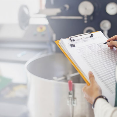Certificación de análisis de riesgos en los puntos críticos de control de HACCP