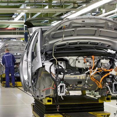 ISO TS 16949 Qualitätsmanagementsystem für die Automobilindustrie